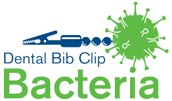 Dental Bib Clip Bacteria